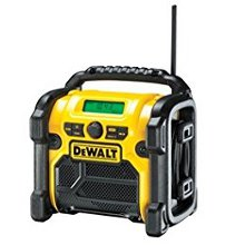 DCR019-DeWalt Baustellenradio