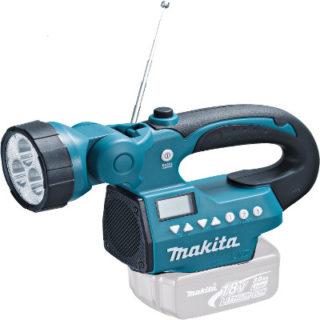 Baustellenradio und Lampe BMR050