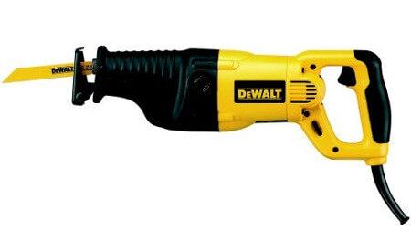 DeWalt DW311K Säbelsäge